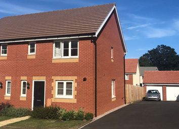 Thumbnail 3 bed semi-detached house for sale in Richard Close, Ottery St. Mary