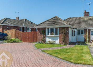 Thumbnail 2 bed semi-detached bungalow for sale in Noredown Way, Royal Wootton Bassett, Swindon