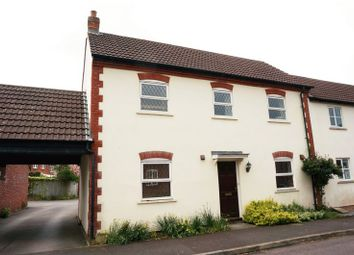 Thumbnail 3 bed terraced house for sale in Venn Close, Cotford St. Luke, Taunton