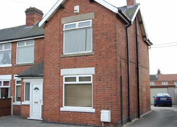 Thumbnail 3 bed semi-detached house to rent in Forest Road, Ollerton, Newark
