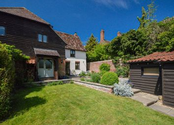 Thumbnail 3 bed semi-detached house for sale in Old North Road, Bassingbourn, Royston