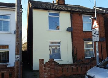 Thumbnail 2 bedroom semi-detached house for sale in Hampton Road, Ipswich