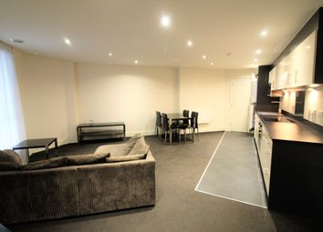 Thumbnail 1 bed flat to rent in Indigo Blu, 14 Crown Point Rd, Leeds