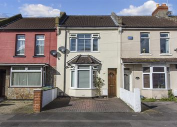 Thumbnail 3 bed terraced house for sale in Manor Road North, Itchen, Southampton, Hampshire