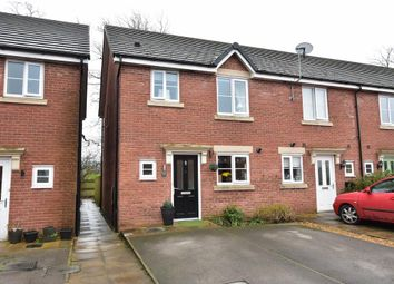 3 bed end terrace house for sale in Oakdale Drive, Whalley, Clitheroe BB7
