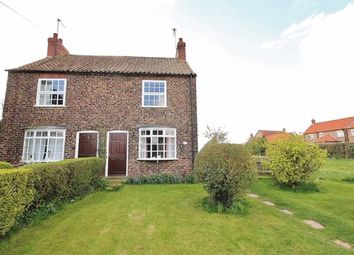 Thumbnail 2 bedroom semi-detached house to rent in Garmancarr Lane, Wistow, Selby