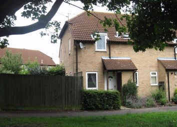 Thumbnail 1 bed property to rent in Watersfield Close, Lower Earley, Reading, Berkshire