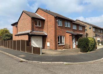 Thumbnail 4 bed semi-detached house for sale in Camellia Close, Harold Wood, Romford