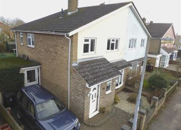 Thumbnail 3 bedroom semi-detached house for sale in Park Close, Longmeadow, Stevenage, Herts