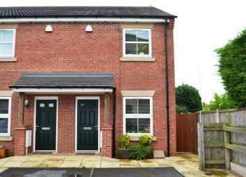 Thumbnail 2 bed town house to rent in The Terrace, Roe Farm Lane, Derby