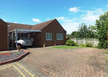 Thumbnail 3 bed bungalow for sale in Rowan Gardens, Polesworth