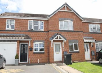 Thumbnail 2 bedroom terraced house for sale in Wesley Close, Cradley Heath