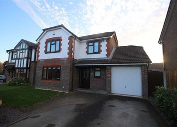Thumbnail 4 bed detached house for sale in Millersgate, Cottam, Preston