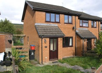 Thumbnail 3 bed terraced house to rent in Off Rockes Meadows, Knighton