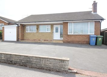 Thumbnail 3 bed detached bungalow for sale in Maple Drive, Worksop