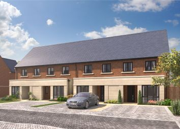 Thumbnail 3 bed terraced house for sale in Imber Riverside, Orchard Lane, East Molesey, Surrey