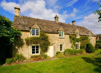 Thumbnail 4 bed detached house to rent in Rendcomb, Cirencester