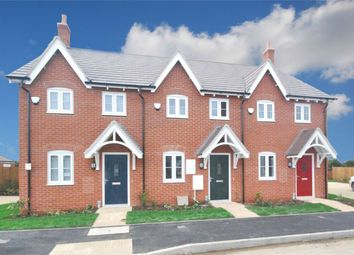 Thumbnail Terraced house for sale in Montague Place, Worlds End Lane, Weston Turville, Buckinghamshire