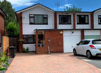 Thumbnail 4 bed semi-detached house for sale in Wingfield Close, New Haw
