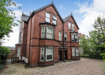 Thumbnail 1 bed flat to rent in Elm Avenue, Nottingham