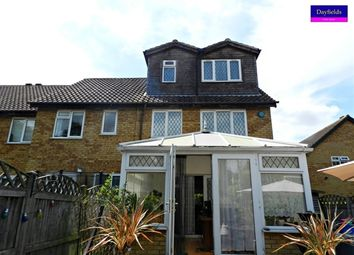Thumbnail 4 bed terraced house to rent in Mahon Close, Enfield