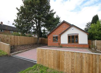 Thumbnail 3 bed bungalow to rent in Windsor Road, Cheslyn Hay, Walsall