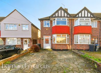 3 bed end terrace house for sale in Risborough Drive, Worcester Park KT4