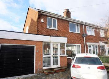 Thumbnail 3 bed semi-detached house for sale in Broad Oak Avenue, Warrington