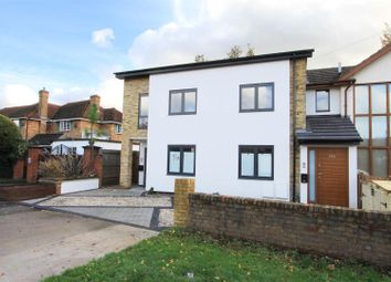Thumbnail 2 bed maisonette for sale in Northwood Road, Harefield