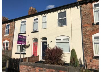 Thumbnail 3 bed terraced house for sale in Lindow Street, Sale