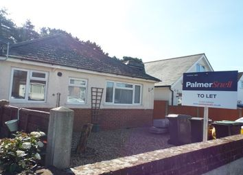 Thumbnail 2 bedroom bungalow to rent in Pine Vale Crescent, Bournemouth