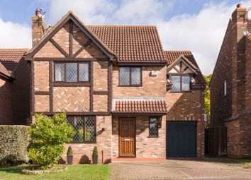 Thumbnail 4 bed detached house for sale in Bluegate, Godmanchester