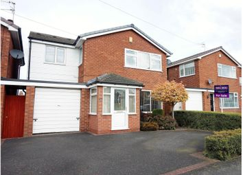 Thumbnail 4 bed link-detached house for sale in Latham Avenue, Helsby