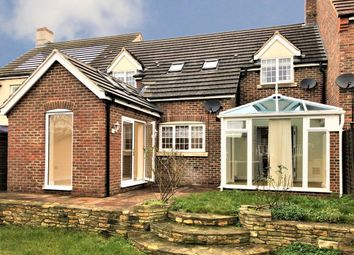 Thumbnail 4 bed detached house to rent in Howkin Close, Bromham, Bedfordshire