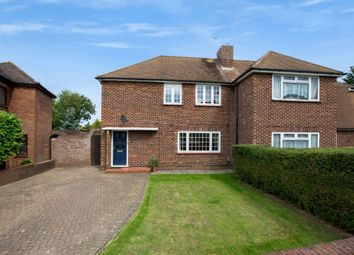 Thumbnail 3 bed semi-detached house for sale in Daleside, Chelsfield, Kent