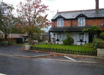 Thumbnail 3 bed semi-detached house for sale in Audlem Road, Nantwich, Cheshire
