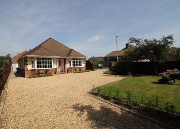 Thumbnail 3 bed detached bungalow for sale in Brook Lane, Sarisbury Green, Southampton