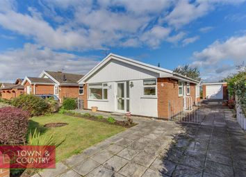 Thumbnail 3 bed detached bungalow for sale in Halkyn View, Connahs Quay, Deeside, Flintshire