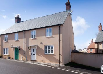 Thumbnail 2 bed semi-detached house for sale in Turner Avenue, Tisbury, Salisbury