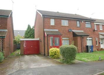 Thumbnail 2 bed property to rent in Eton Close, Burton Upon Trent, Staffordshire