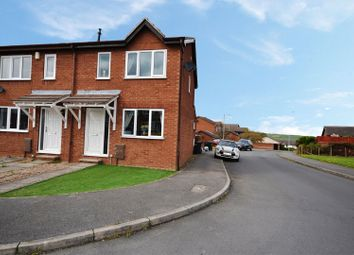 Thumbnail 3 bed end terrace house for sale in Woodlands Drive, Skelmanthorpe, Huddersfield, West Yorkshire