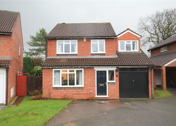 Thumbnail 4 bed detached house for sale in Darnford Close, Sutton Coldfield