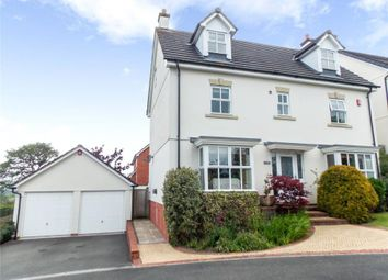 Thumbnail 5 bed detached house for sale in Mayne Close, Launceston, Cornwall