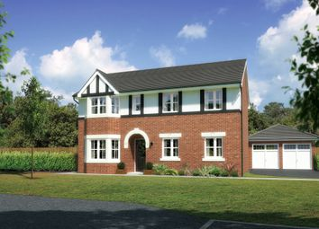 Thumbnail 4 bed detached house for sale in Sherbourne Avenue, Chester