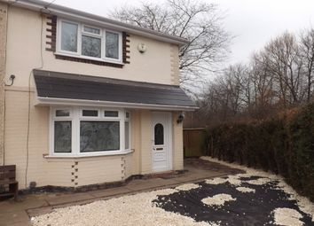 Thumbnail 2 bed property to rent in Chem Road, Bilston