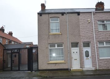 Thumbnail 2 bed end terrace house to rent in Brafferton Street, Hartlepool