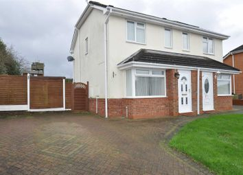 Thumbnail 2 bed semi-detached house to rent in Holly Close, Droitwich