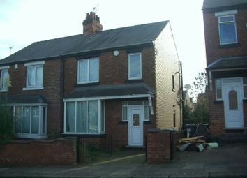 Thumbnail 3 bed semi-detached house for sale in Oakwood Road, Warmsworth, Doncaster