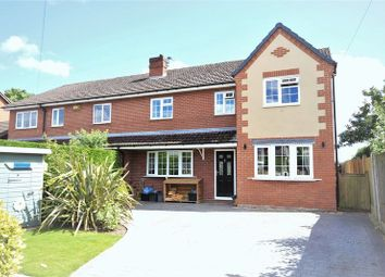 Thumbnail 4 bed semi-detached house for sale in Tilstock Lane, Tilstock, Whitchurch