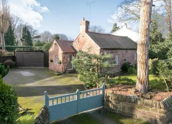 Thumbnail 2 bed cottage for sale in Church Lane, Eastham Village, Eastham, Wirral